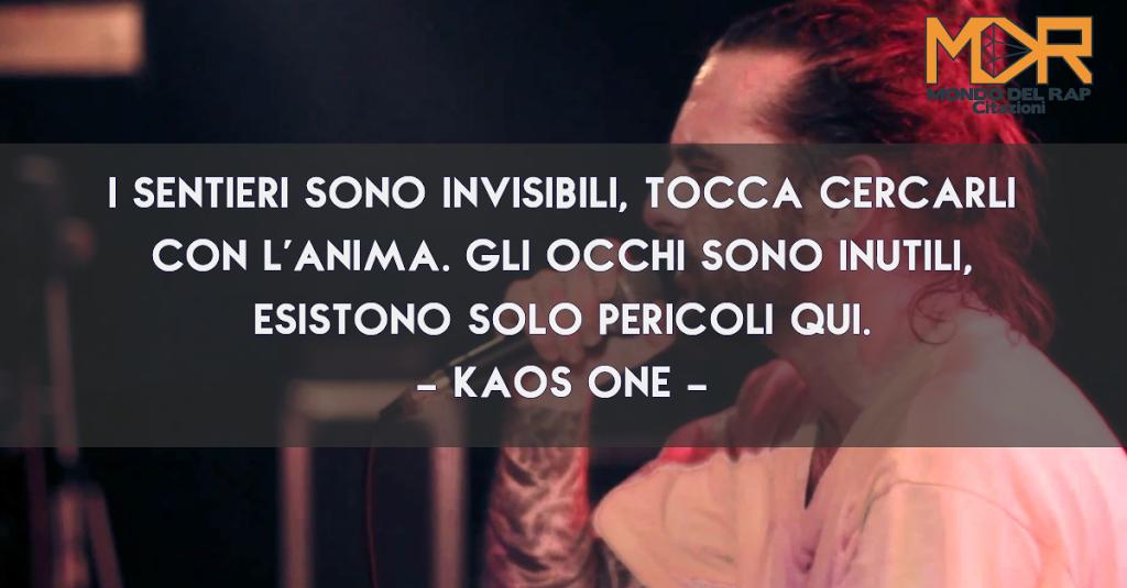 frasi d'amore kaos one