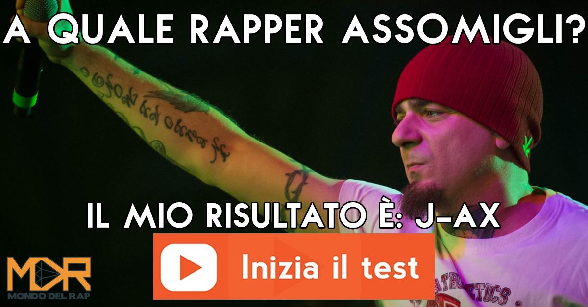 A quale rapper italiano assomigli il mio risultato j ax - Gemelli diversi fratello j ax ...